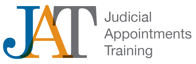 Judicial Appointments Training